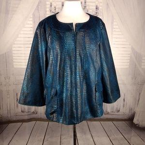 Susan Graver blazer size XL  N71